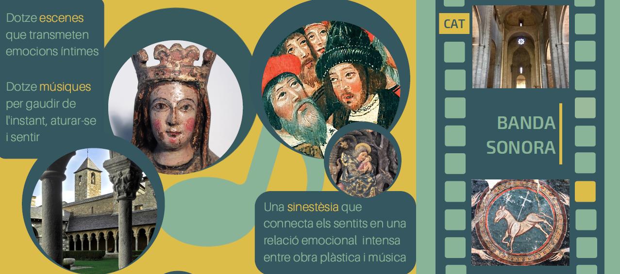 Banda sonora Museu Urgell